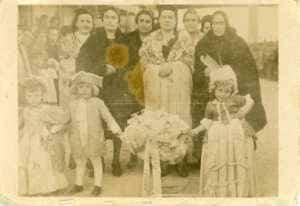 Las Jinetas, símbolo fundamental del Carnaval de Herencia 7