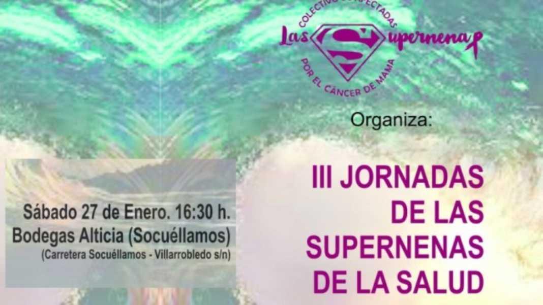 Las Supernenas organizan sus III Jornadas sobre Salud 4