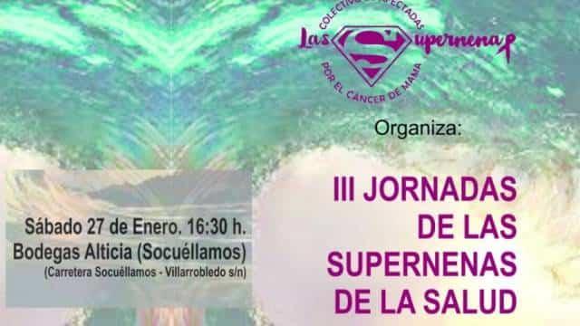 jornadas salud supernenas - Las Supernenas organizan sus III Jornadas sobre Salud