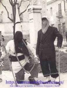 """La """"máscara callejera"""" del Carnaval de Herencia 4"""