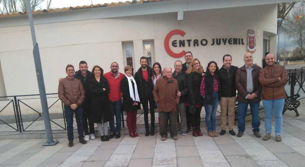 psoe villarta renovacion 1068x584 - Herencia presente en renovación ejecutiva PSOE de Villarta de San Juan