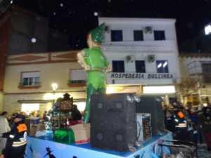 reyes magos 2018 herencia 10 300x225 - Los Reyes Magos recorrieron Herencia repartiendo ilusión