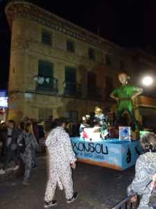 reyes magos 2018 herencia 5 225x300 - Los Reyes Magos recorrieron Herencia repartiendo ilusión