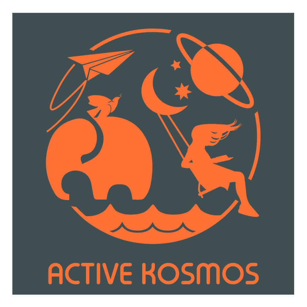 ACTIVITE KOSMOS logo 1068x1068 - Jóvenes herencianos caminantes del mundo fundan Active Kosmos (AK)