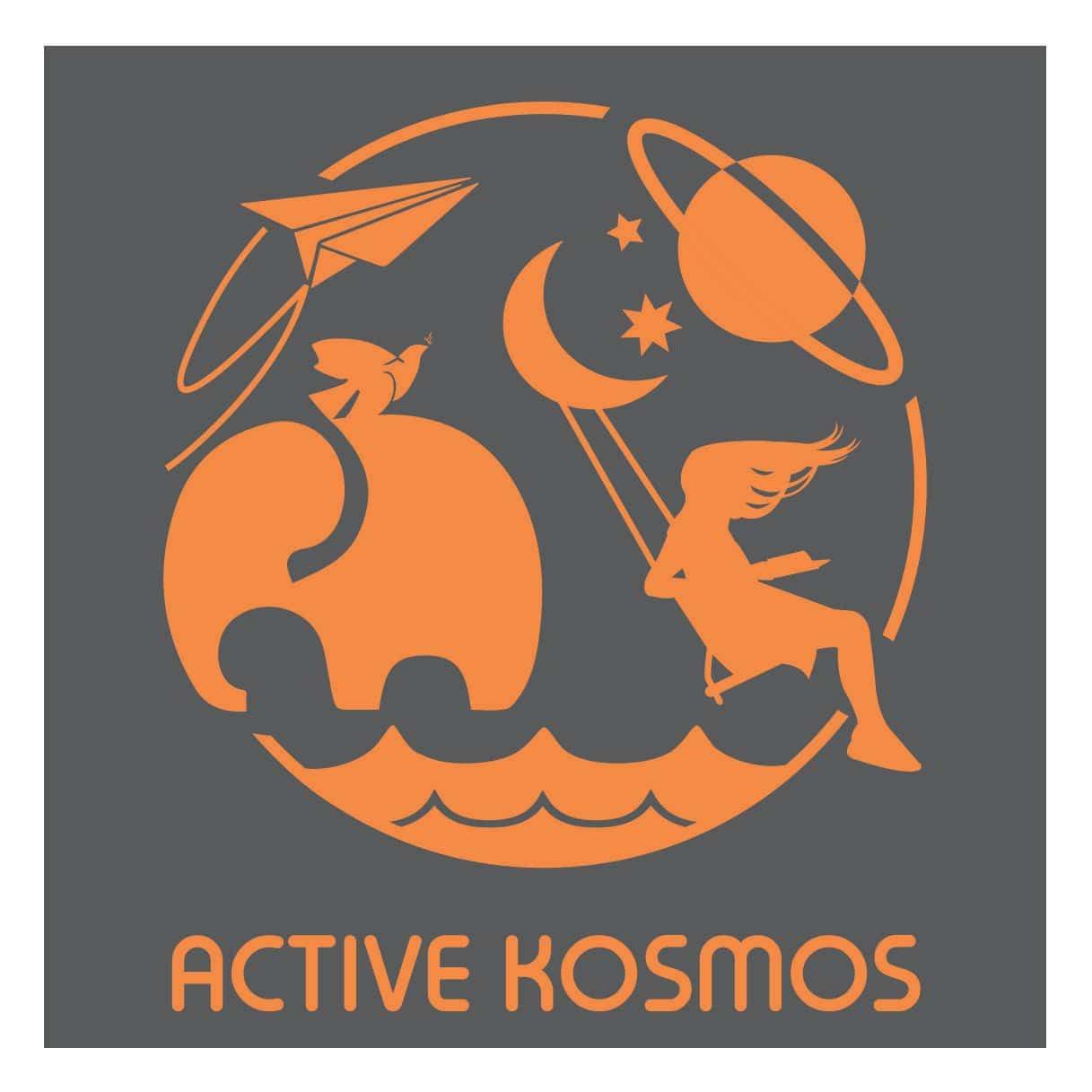 ACTIVITE KOSMOS logo - Jóvenes herencianos caminantes del mundo fundan Active Kosmos (AK)