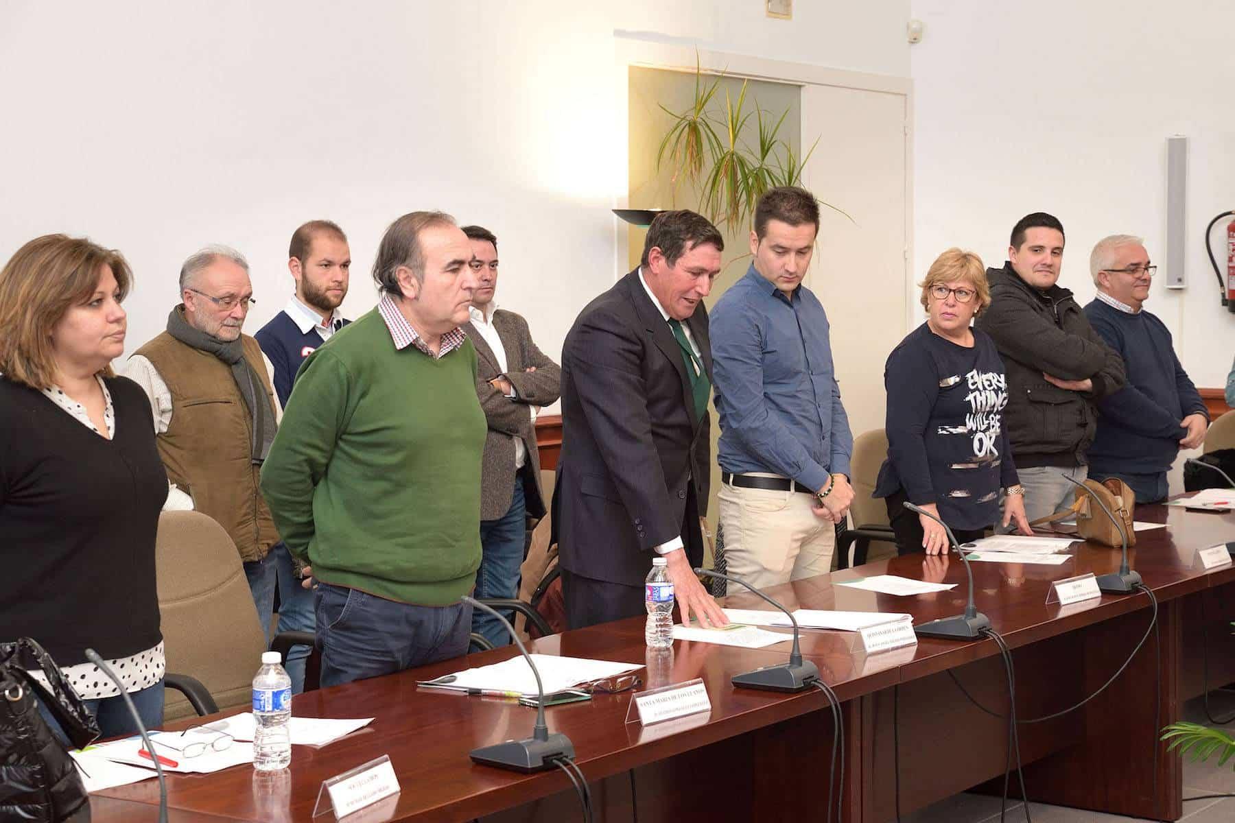 Comsermancha Toma Posesion JA Toledo03 Comsermancha - Herencia en la presentación del informe de gestión de recaudación de Comsermancha