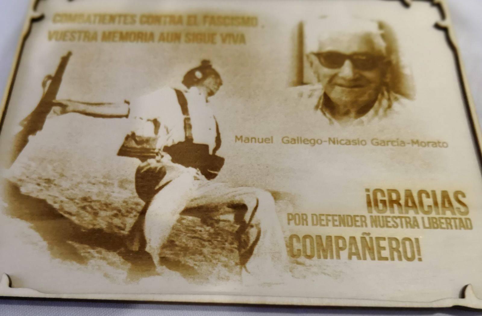 Los socialistas de Herencia celebran el 101 cumpleaños de Manuel Gallego-Nicasio 6