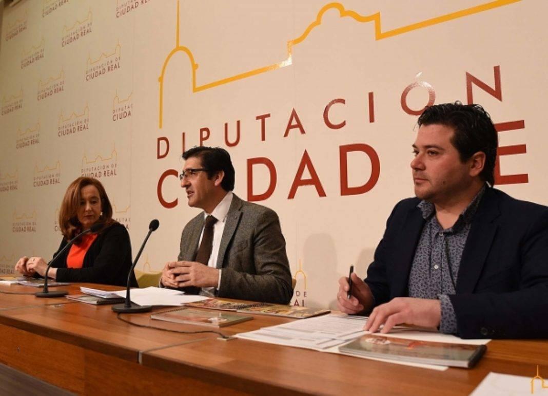 """El Carnaval de Herencia entra a formar parte del programa """"Paseos Reales"""" de Diputación 4"""