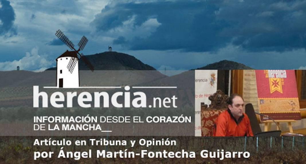 angel martin fontecha tribuna opinion herencia 1068x573 - Carta abierta a José Luis Gómez-Calcerrada con motivo de su homenaje