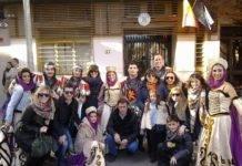 Axonsou primeros en Comparsas Regionales en el Carnaval de Villarrobledo