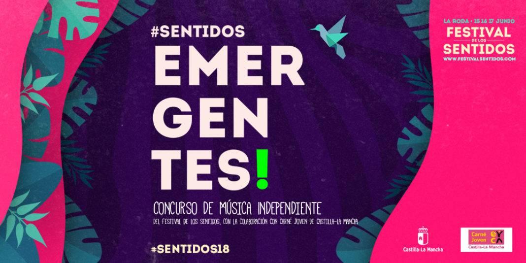Yeska busca el voto del público en el concurso Sentidos Emergentes 4