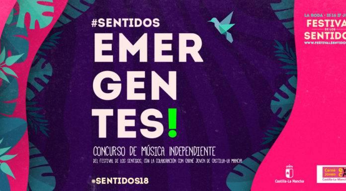 Yeska busca el voto del público en el concurso Sentidos Emergentes