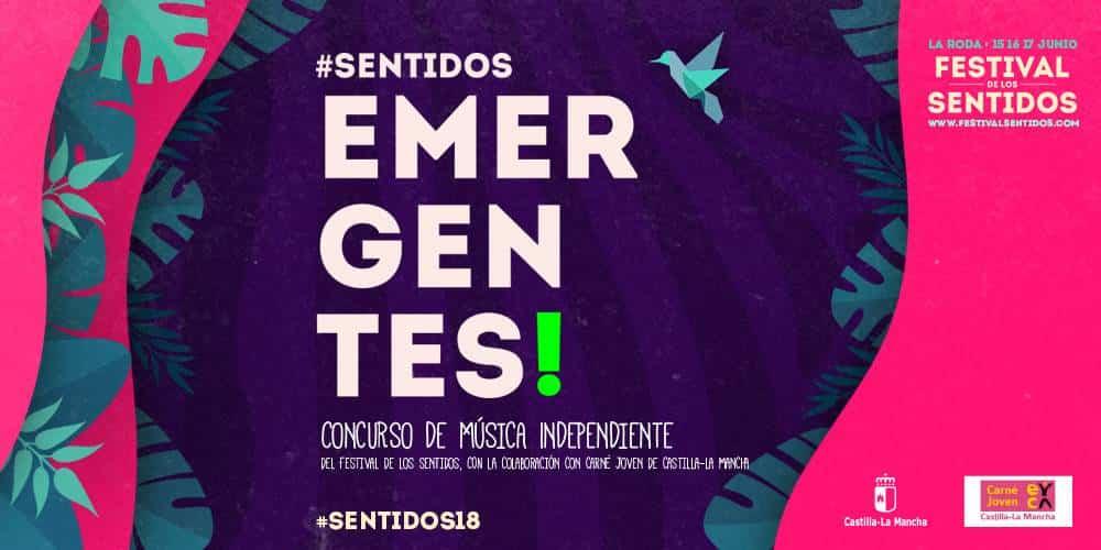 Yeska busca el voto del público en el concurso Sentidos Emergentes 3