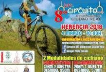 8ª edición del Circuito Popular BTT Diputación en Herencia