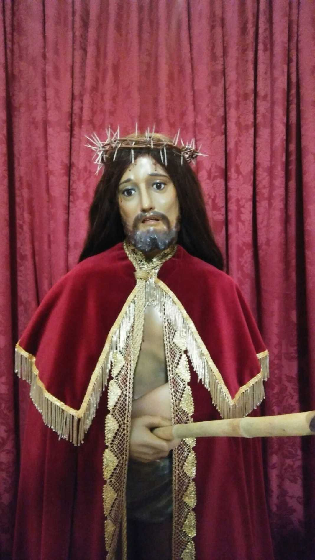 cristo herencia 1068x1899 - XIV Acto de Exaltación Cofrade del Stmo. Cristo de la Misericordía