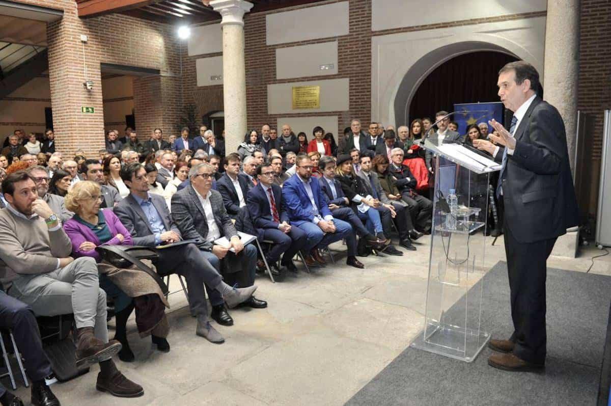 cumbre alcaldes 27 febrero 2018 - Herencia presente en la Cumbre Local para defender la financiación de Entidades Locales y la Reinversión del Superávit
