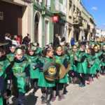 Fotogalería del Desfile Escolar de Carnaval 2018 40