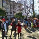 Fotogalería del Desfile Escolar de Carnaval 2018 14