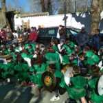 Fotogalería del Desfile Escolar de Carnaval 2018 45
