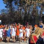 Fotogalería del Desfile Escolar de Carnaval 2018 53