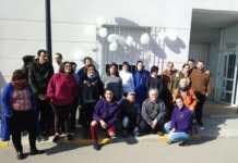 """El Centro Ocupacional """"El Picazuelo"""" celebra el Día de la Paz"""