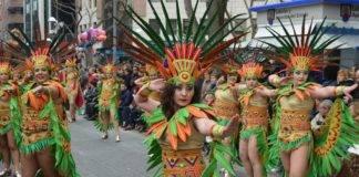 Herencia participa en el Domingo de Piñata de Ciudad Real