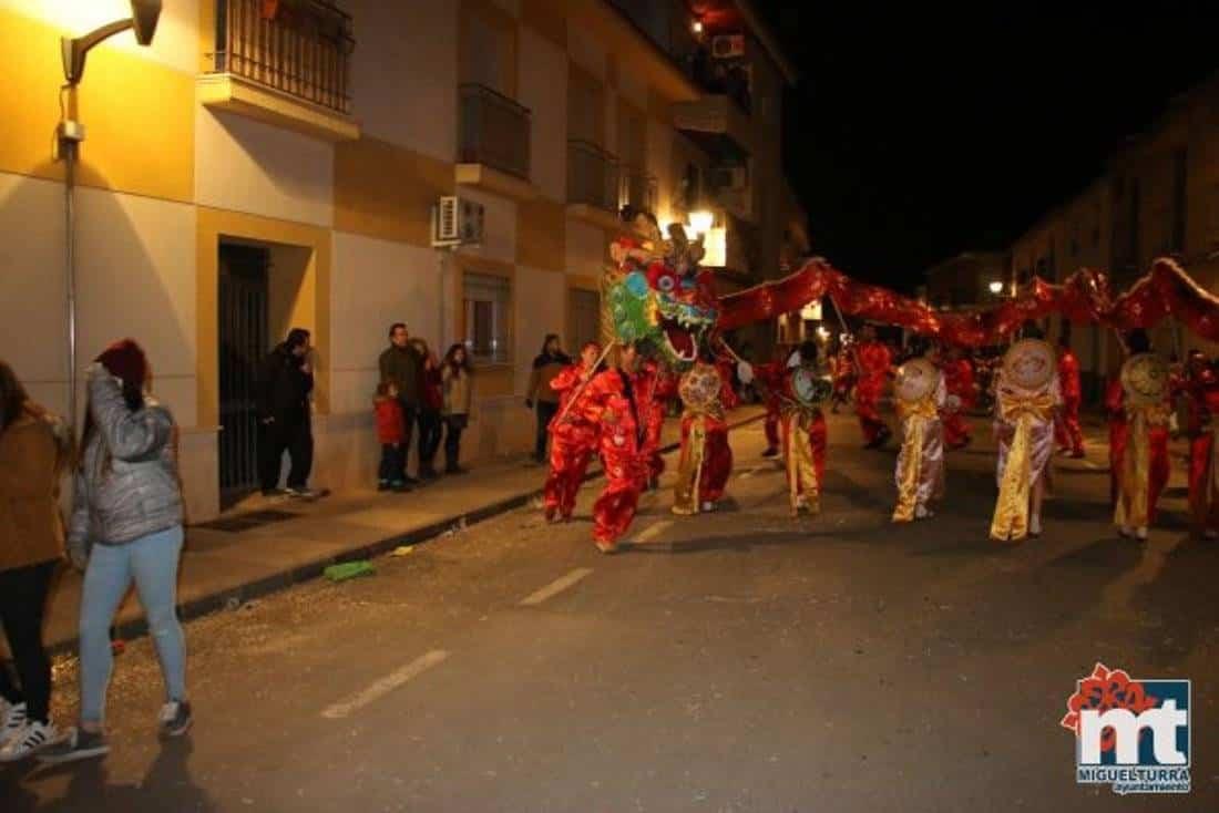 El Carnaval de Herencia presente en los principales rincones de la región 6