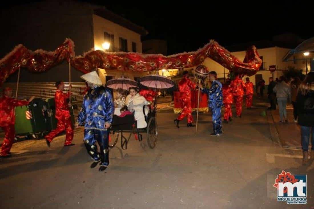 domingo pinata miguelturra 11 - AxonSou primero en carrozas en el Carnaval de Miguelturra