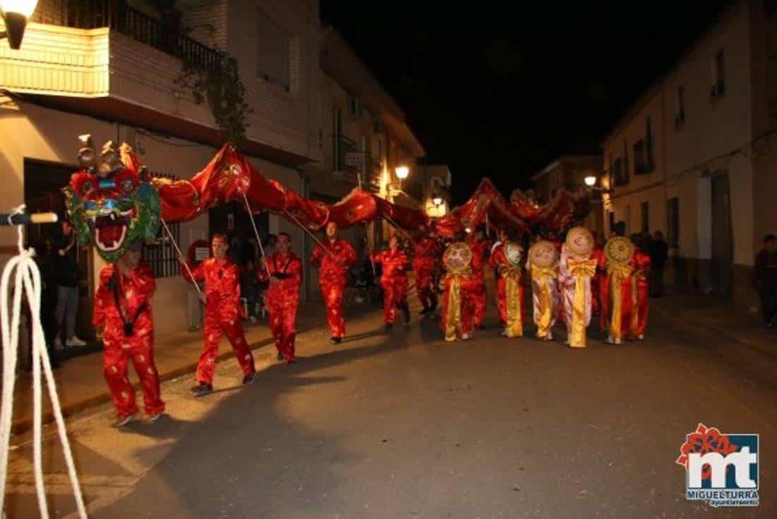 domingo pinata miguelturra 12 - AxonSou primero en carrozas en el Carnaval de Miguelturra