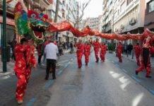 """Axonsou segundo en Carnaval de Ciudad Real con """"El último reino de Zhongguo"""""""
