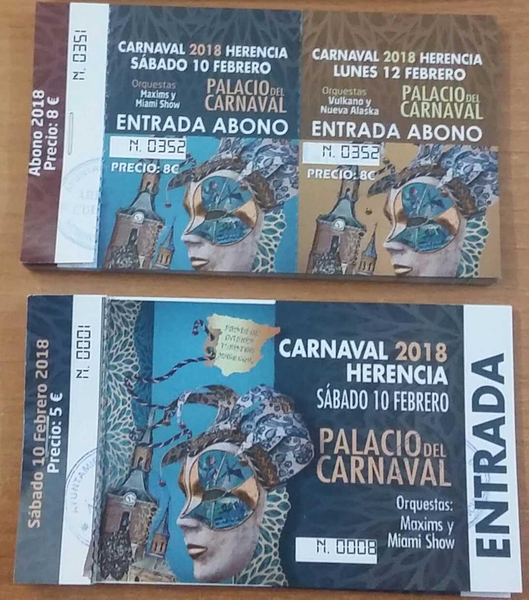 entradas palacio carnaval herencia 2018 1068x1211 - Devolución del importe de las entradas y abonos del lunes de Carnaval