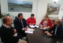 Firmado nuevo convenio de colaboración entre Emaser y el Ayuntamiento