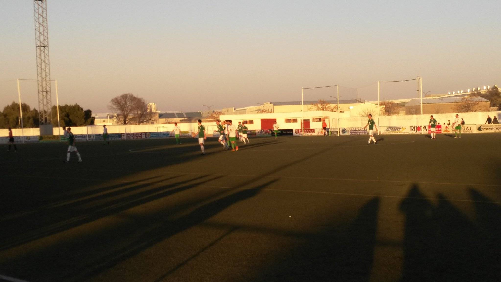futbol herencia vs calzada 25 febrero 2018 - CDB Herencia rompe su mala racha con un 4-1 frente al Calzada CF
