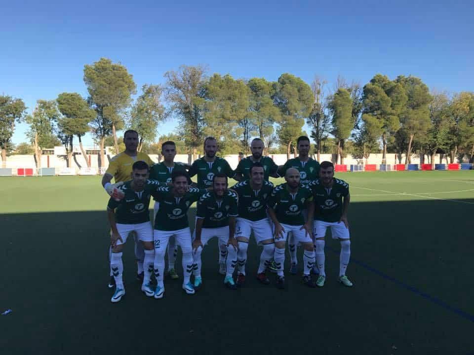 Herencia C.F. empató contra el Sporting Alcazar 3