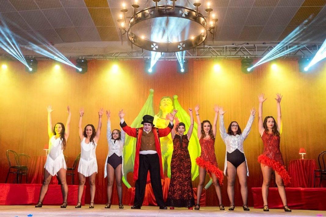 Fotogalería inauguración Carnaval de Herencia 2018 47