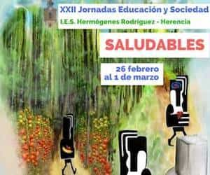 Las XXII Jornadas del IES Hermógenes Rodríguez dedicadas a hábitos saludables
