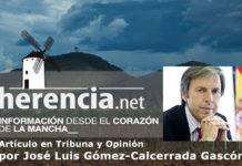 Tribuna y Opinión por José Luis Gómez-Calcerrada Gascón