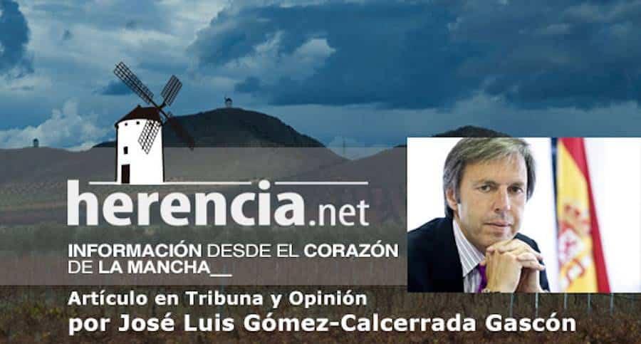 jose luis gomez calcerrada tribuna opinion herencia - 2.019: El Carnaval de los Sentidos