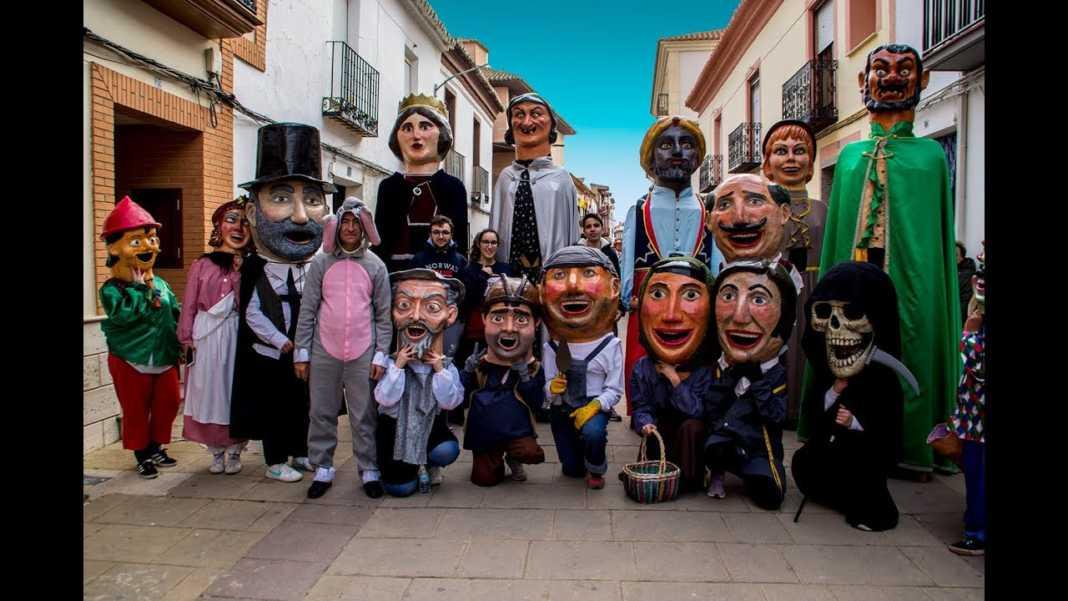 Vídeo Desfile Escolar del Carnaval de Herencia 2018 1