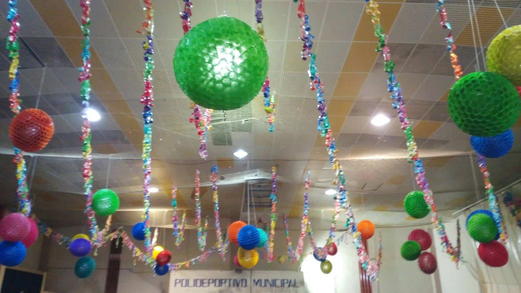 palacio carnaval herencia decoracion - La inauguración del Carnaval de Herencia en directo por Facebook