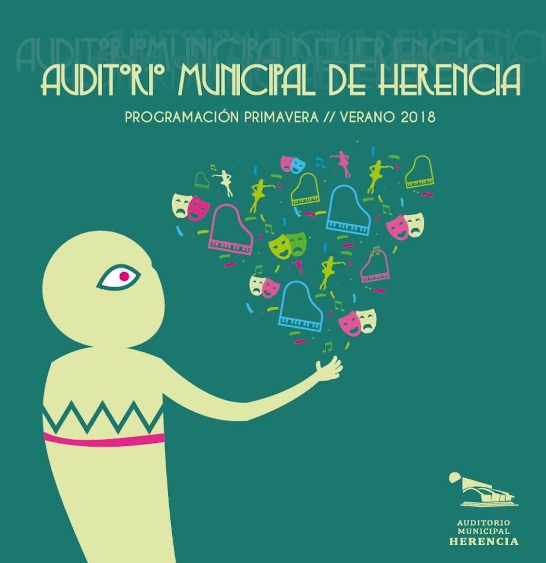 programacion verano auditorio herencia 2018 1068x1102 - Programación cultural primavera-verano 2018 del Auditorio Municipal