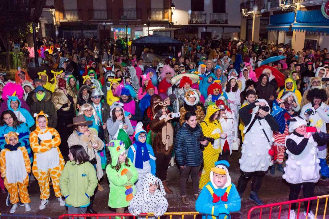 sabado ansiosos 2018 carnaval ayto 7 1068x712 - Carnaval de Herencia en el informativo regional de TVE1