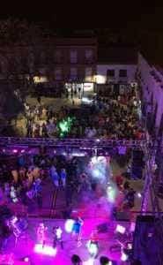 """sabado ansiosos 2018 carnaval herencia 1 185x300 - """"La Pedroche"""" inauguró el Carnaval de Herencia Ansioso ¡Actualizado!"""