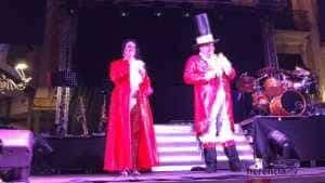 """""""La Pedroche"""" inauguró el Carnaval de Herencia Ansioso ¡Actualizado! 25"""