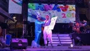 """sabado ansiosos 2018 carnaval herencia 6 300x169 - """"La Pedroche"""" inauguró el Carnaval de Herencia Ansioso ¡Actualizado!"""