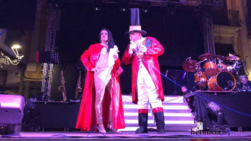 """""""La Pedroche"""" inauguró el Carnaval de Herencia Ansioso ¡Actualizado! 28"""
