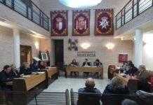 Unanimidad y consenso de la Corporación en el Orden del Día del Pleno Municipal