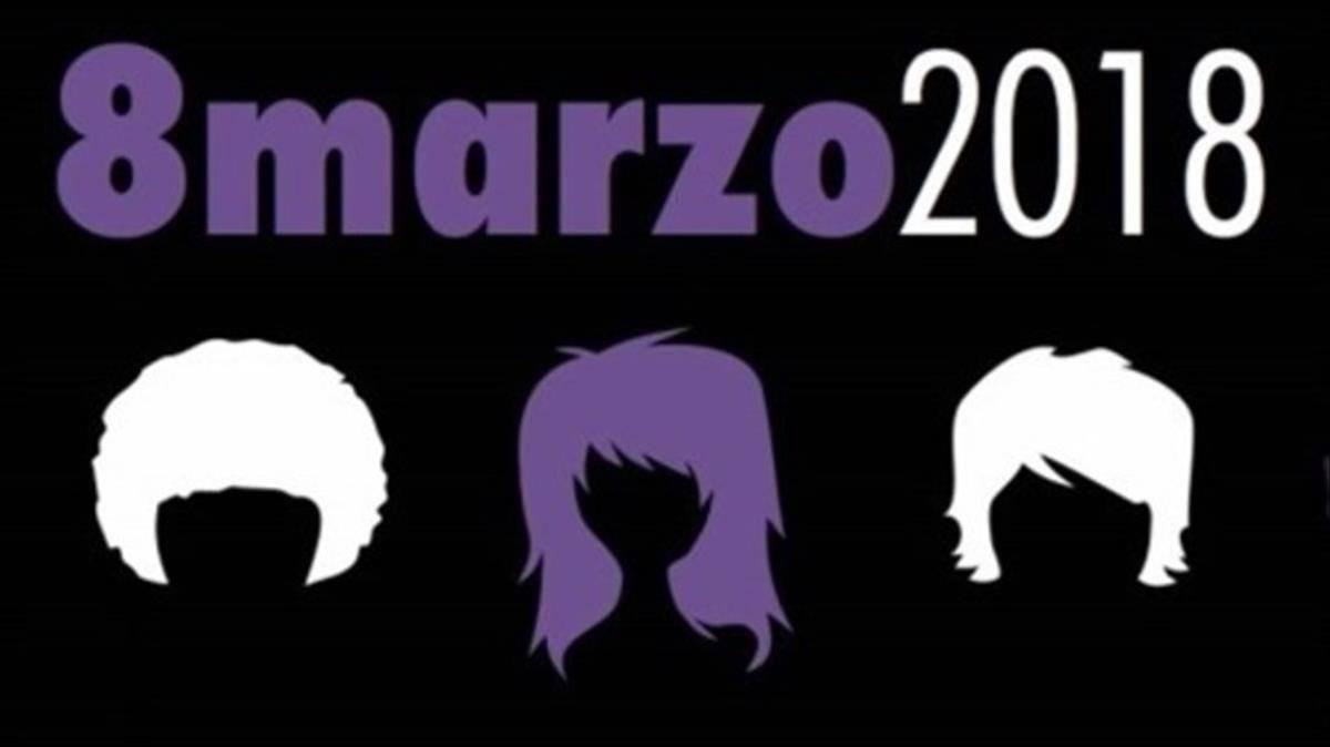 8 de marzo huelga feminista - El Consejo Local de la Mujer de Herencia apoya la huelga feminista