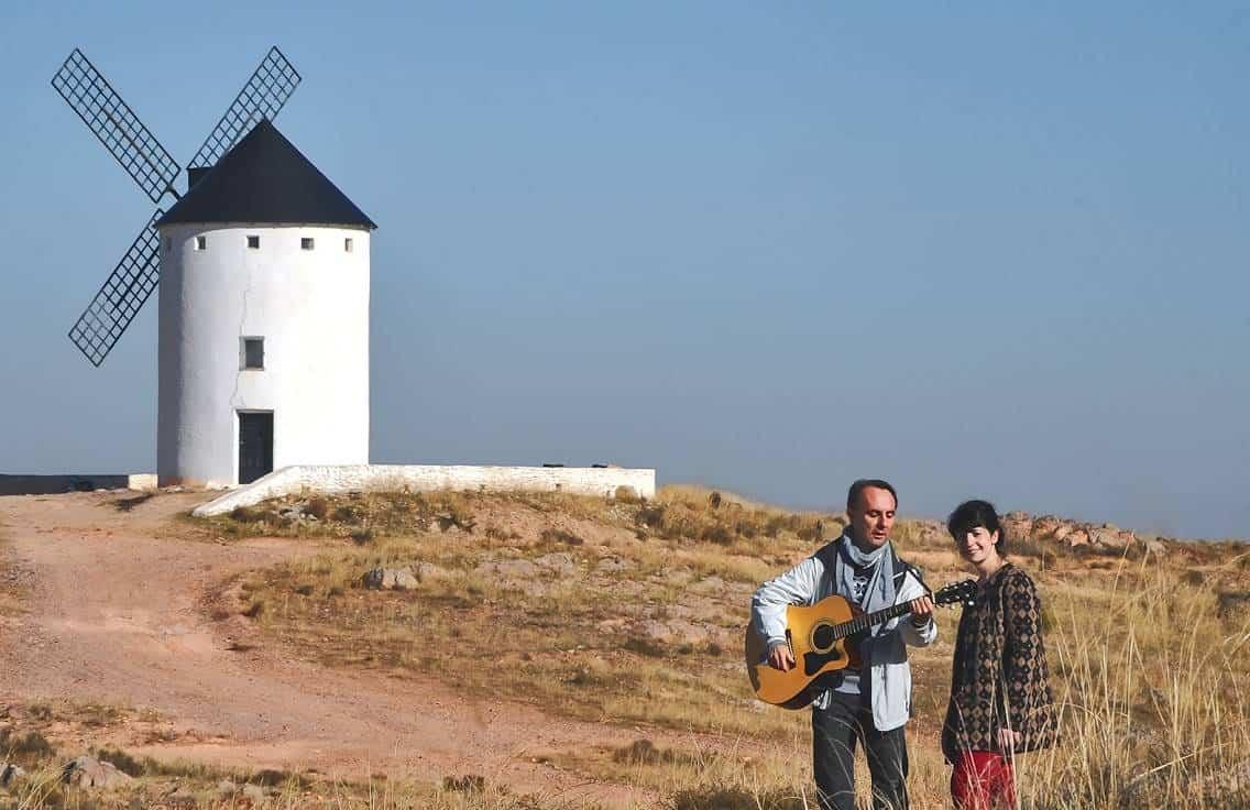 Cis Adar dará sendos conciertos en Campo de Criptana y Tomelloso 1