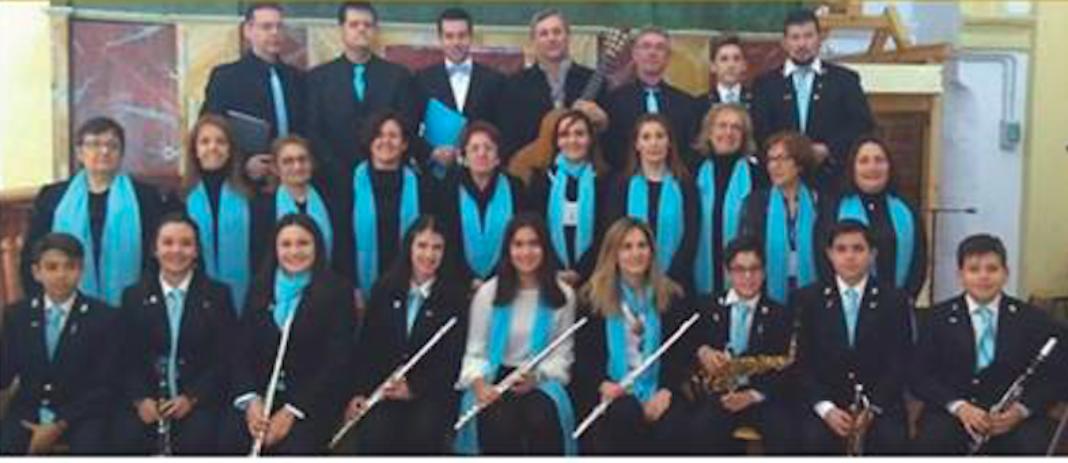 Coro Jubilar de Herencia 1068x463 - El Coro y Orquesta Jubilar de la Inmaculada Concepción actuó en Las Rozas